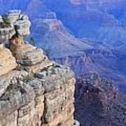 Grand Canyon At Dawn Poster