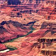 Grand Canyon Colorado Canyon Poster
