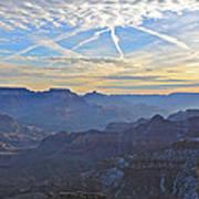 Grand Canyon Dawn 2 Poster