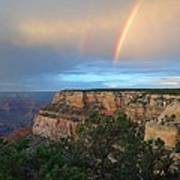 Grand Canyon Following The Storm Poster