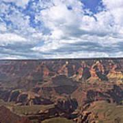 Grand Canyon Np Daytime Panorama Poster