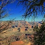 Grand Canyon - South Rim 1  Poster
