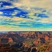 Grand Canyon South Rim Poster
