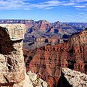 Grand Canyon - South Rim View Poster