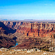 Grand Canyon Vast View Poster