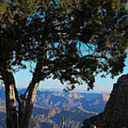 Grand Canyon View 2 Poster