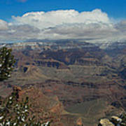 Grand Canyon View 7 Poster