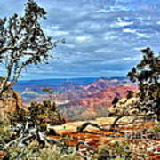 Grand Canyon View IIi Poster