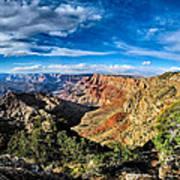 Grand Canyon Xxi Poster