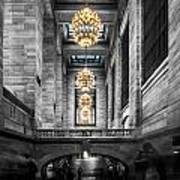 Grand Central Station IIi Ck Poster