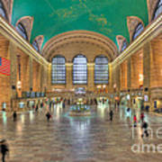 Grand Central Terminal IIi Poster