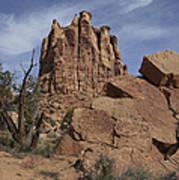 Grand Junction Landscape Poster