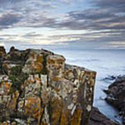 Grand Marais Cliffs Poster