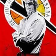 Grand Master Helio Gracie Poster