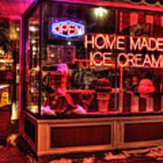 Grand Ole Creamery On Grand Avenue Poster