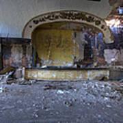 Grande Ballroom Detroit Mi #5 Poster