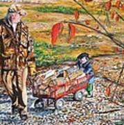 Grandpa's Helper Poster