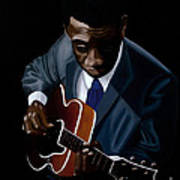 Grant Green Poster