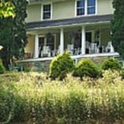 Grassy Creek River House Inn Poster