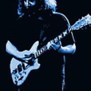 Grateful Blues Poster