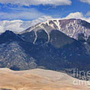 Great Colorado Sand Dunes 125 Poster