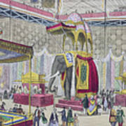 Great Exhibition, 1851 Indian Poster