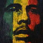 Great Marley Poster