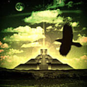 Great Mayan Dream Poster