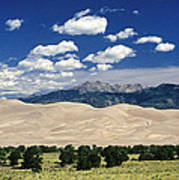 Great Sand Dunes I Poster