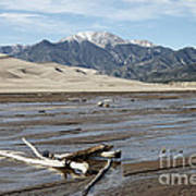 Great Sand Dunes Two Poster