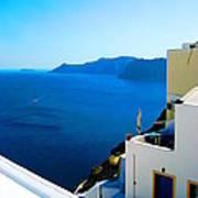 Greek Mediterranean Poster