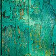 Green Door - Carmel By The Sea Poster