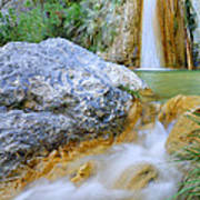 Green River Waterfalls Poster