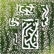 Green Simplicity Poster
