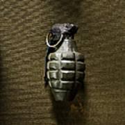 Grenade Poster
