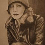 Greta Garbo Poster