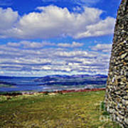 Grianan Of Aileach View Poster