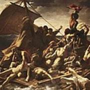 G�ricault, Th�odore 1791-1824. The Raft Poster