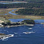Griffiths Head At Reid State Park, Five Poster