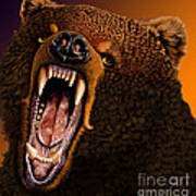 Grizzly Poster