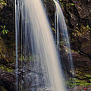 Grotto Falls Tennessee Poster