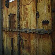 Guatemala Door 2 Poster