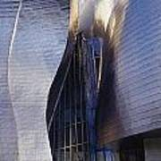Guggenheim Museum Exterior Poster