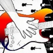 Guitar 1 Poster