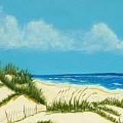 Gulf Coast I Poster