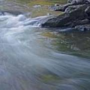 Gull River In Fall Poster