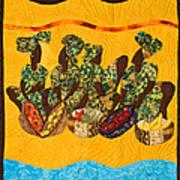 Gumbo Ladies Poster by Aisha Lumumba