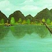 Guntersville Lake Poster