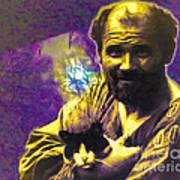 Gustav Klimts World Poster