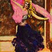 Gypsy Dancer Poster